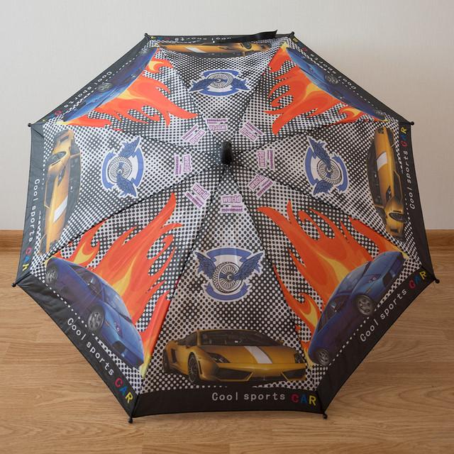 Детский зонтик для мальчика