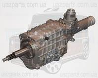Коробка передач на ГАЗель 4х4, КПП ГАЗель (3302) полноприводная
