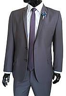 Классический мужской костюм № 94/7-128 - MESSI 21