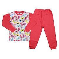 Пижама для девочки трикотаж 122-134 (7-10 лет) арт.480
