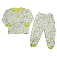 Пижама для мальчика трикотаж 88-104 (1-4 года )001