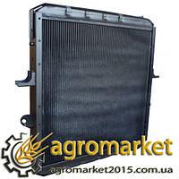 Радиатор водяного охлаждения МАЗ 64229-1301010, 2-х рядный, алюминий