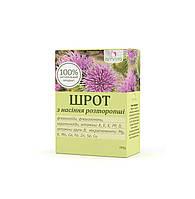 Шрот расторопши 200 г. - источник флавоноидов и флаволигнанов.Выводит токсины и нормализует обмен веществ.