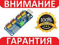 16 каналов 12-бит ШИМ Серво контроллер PCA9685 Arduino, фото 1