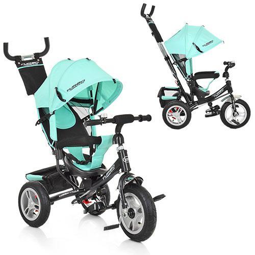 Детский 3-х колесный велосипед M 3113A-15 TURBOTRIKE. Гарантия качества.Быстрая доставка.