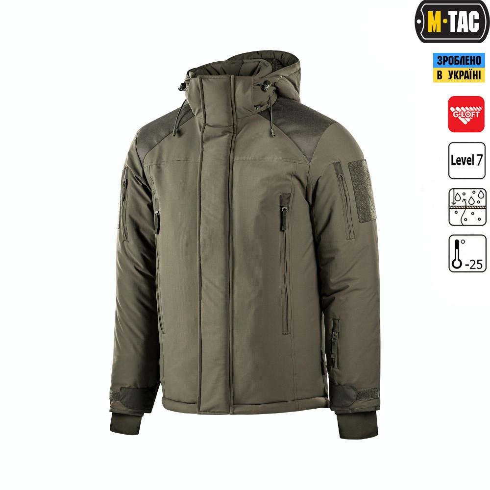 Куртка зимова ALPHA EXTREME GEN.3 OLIVE