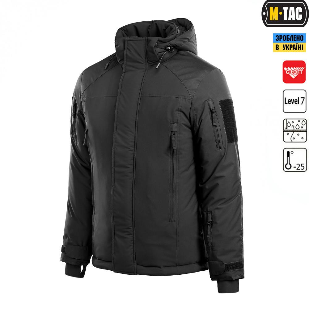 Куртка зимова ALPHA EXTREME GEN.3 BLACK