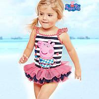 Детский купальник цельный 10066