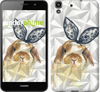 "Чехол на Huawei Y6 Bunny ""3073c-333-571"""
