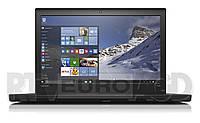Lenovo ThinkPad T560 15,6 Intel® Core™ i7-6600U - 16GB RAM - 256GB Dysk - Win7/Win10 Pro