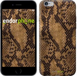 "Чехол на iPhone 6s Plus Змеиная кожа ""2359c-91-571"""