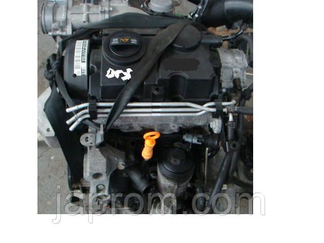 Мотор (Двигатель) VW Polo Skoda Fabia Roomster 1.4 TDI BWB 2010r