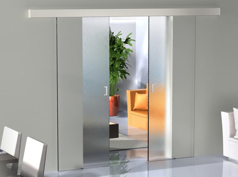 Универсальная система для межкомнатных раздвижных дверей
