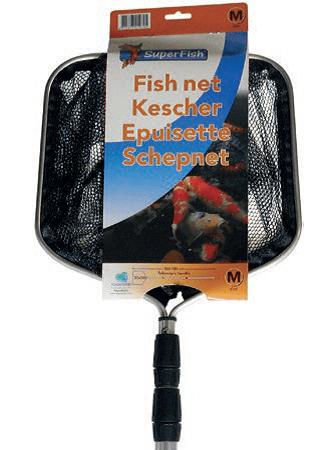 Сачок для пруда SuperFish 38х35