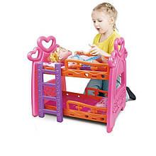 Кроватка для кукол Baby Crib