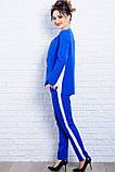 Модный Женский костюм с брюками 42-60р, фото 3