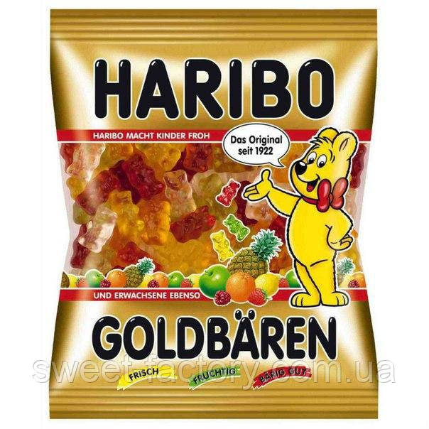 Желейные конфеты Haribo Goldbaren