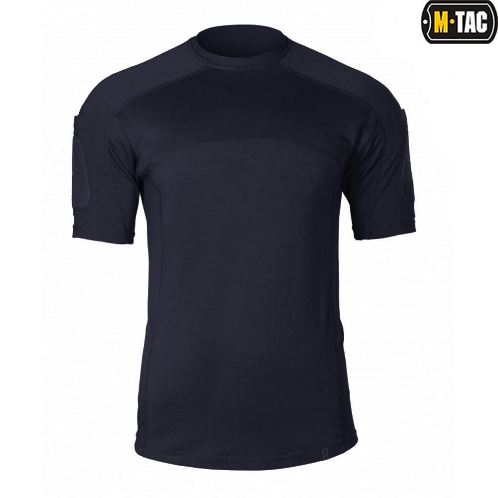 Таткична футболка ELITE TACTICAL DARK NAVY BLUE