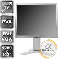 "Монитор 19"" EIZO L768  (PVA/5:4/DVI/VGA/USB) class A б/у"