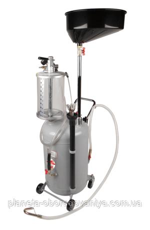 Установка для слива и вакуумной откачки масла АРАС 1839.80L