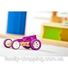 "Дерев'яна іграшка машинка з бамбука ""Hot Rod"""