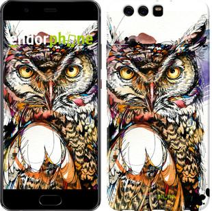 "Чехол на Huawei P10 Plus Сова 3 ""3374u-963-571"""