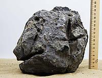 Камень Черный кварц 40 (4.2kg)
