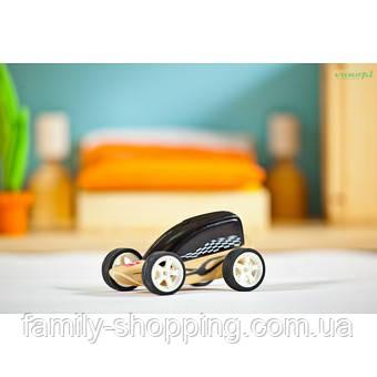 """Дерев'яна іграшка машинка з бамбука """"Low Rider"""""""