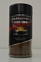Кофе растворимый DeMontre Gold 200 г