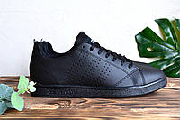 Кроссовки Adidas (черные ) СУПЕР КАЧЕСТВО! СКИДКА -25%, фото 1