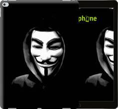 """Чехол на iPad Pro 12.9 Анонимус """"832u-362-851"""""""