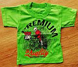 Дитяча футболка на хлопчика PREMIUM, фото 2
