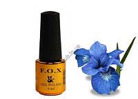 Гель-лак F.O.X Pigment Палитра №8 Синие 6 мл.