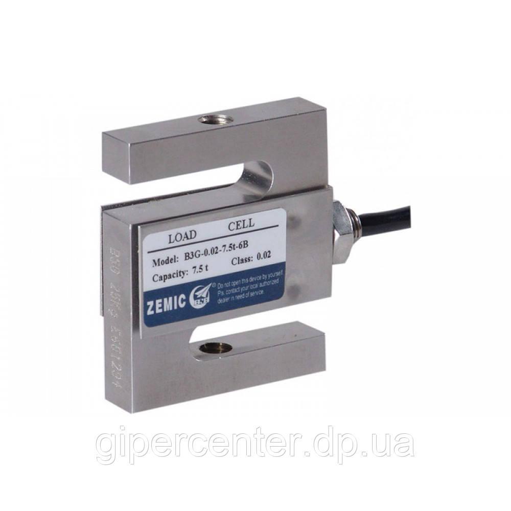 S-образный тензодатчик Zemic B3G-C3-1,0t-6B до 1000 кг