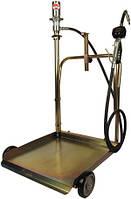 Передвижная установка для раздачи масла для бочек 200л АРАС 1762A