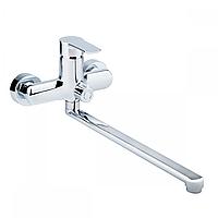 Eco QT 005 NEW смеситель для ванны, с длинным изливом (к.35) (Q-Tap - Китай)