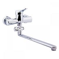 Integra QT 005 смеситель для ванны, с длинным изливом (к.40) (Q-Tap - Китай)