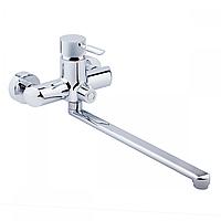 ELIT QT 005 NEW смеситель для ванны, с длинным изливом (к.40) (Q-Tap - Китай)
