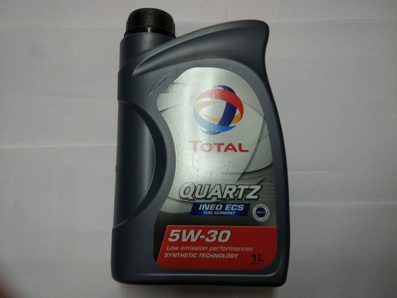 Масло моторне Total Quartz Ineo ECS 5W-30 1L