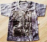 Детская футболка REAST размеры 30 и 34, фото 2