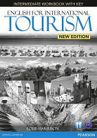 English for International Tourism New Edition Intermediate Workbook with Key & Audio CD (рабочая тетрадь)