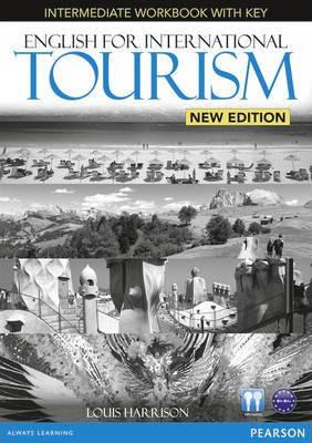English for International Tourism New Edition Intermediate Workbook with Key & Audio CD (рабочая тетрадь), фото 2