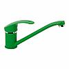 MARS Q-TAP (GREEN COL) 002 смеситель для кухни, елочка (к 40) (Q-Tap - Китай)