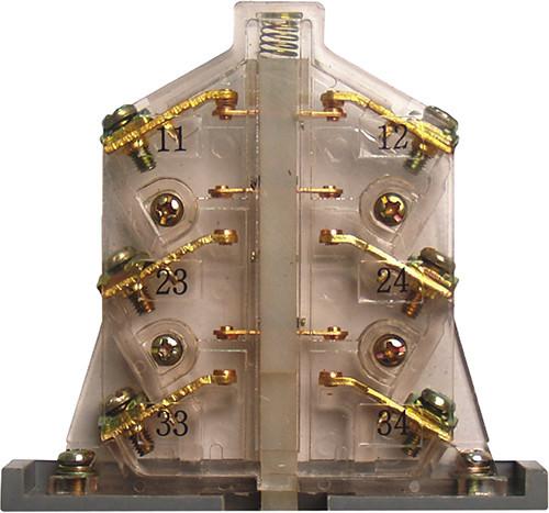 Комплект силових контактів до ПММ 1-8 Промфактор