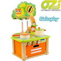 Деревянная кухня Forest марки Kinderplay