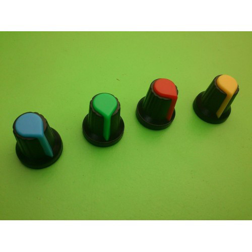 Ручка-колпачок для переменного резистора