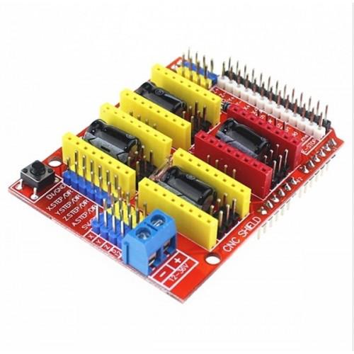 Плата расширения A4988 3D CNC Shield v3.0 Arduino