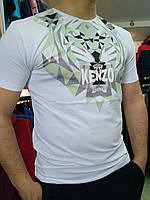 Футболка мужская Kenzo трикотажная , фото 1