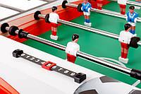 Настольный футбол Hop-Sport Orlik white/red/ настільний футбол