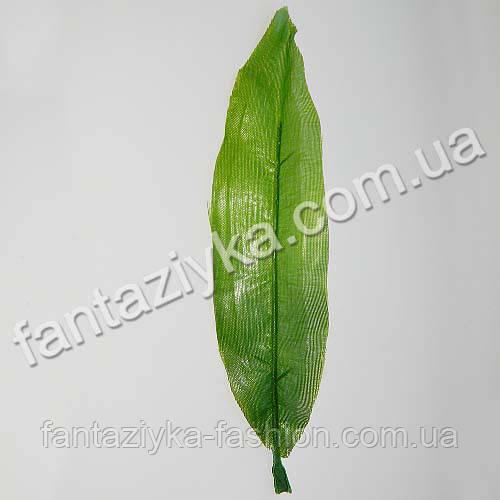 Искусственный лист тюльпана
